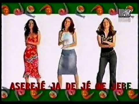 Las Ketchup - Asereje (Ketchup Song) Original Subtitles Espana