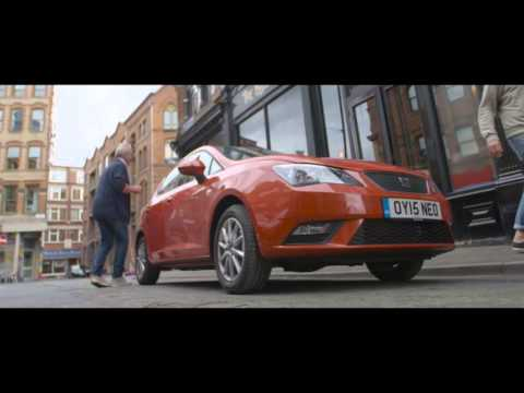 The New SEAT Ibiza Road Trip with George and Larry Lamb. (Part 2)