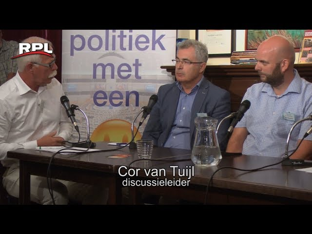 RPL RuitenTroef: Auto's vóór 2030 de stad uit - Volledige discussie