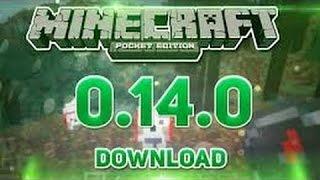 Como baixar Minecraft PE 0.14.0 PARA (windows phone