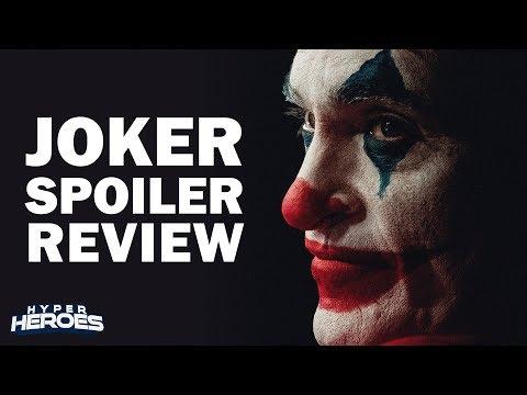 Joker Spoiler Review