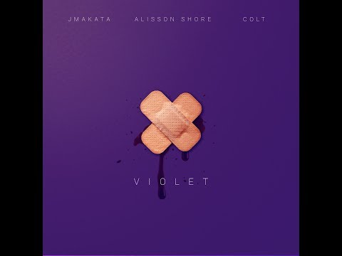 Violet - Alisson Shore feat. JMakata & Colt (Official Audio)