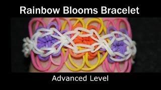 Rainbow Loom® Rainbow Blooms Bracelet