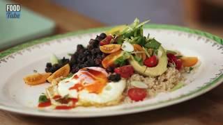 Южно Американский завтрак Джейми Оливера
