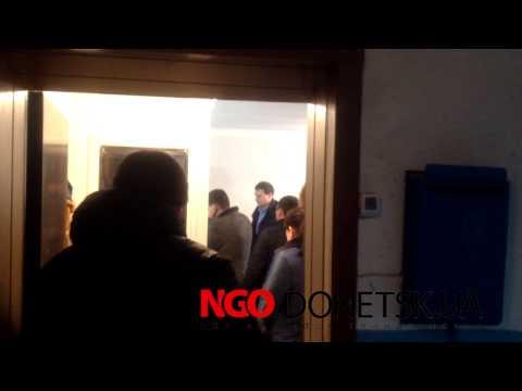 Слідчі дії у квартирі після арешту Павла Губарєва