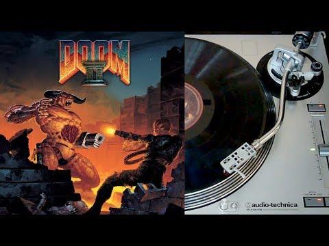 Doom II (2) : Hell on earth - vinyl LP face A (Megatron