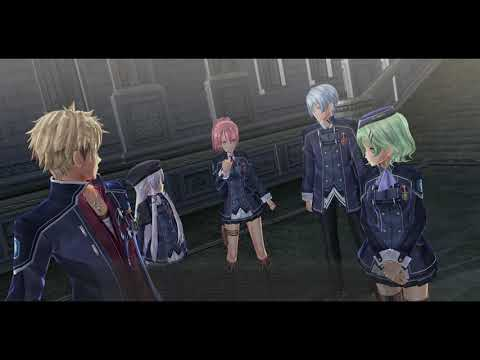 The Legend of Heroes Trails of Cold Steel III PC Demo game play #1 |