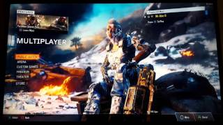 Ps4 Call of Duty, Black Ops 3, BO3,  split screen online play