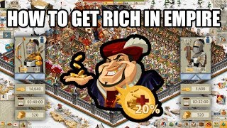 How To Become Rich In Goodgame Empire!