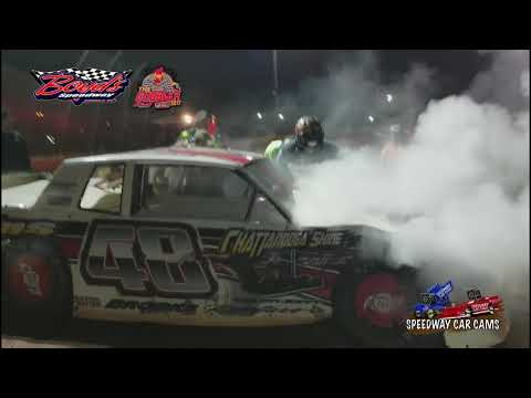 The Gobbler 2017 Street Stock Race at Boyd's Speedway 11-17-17
