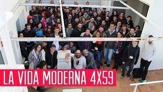 La Vida Moderna 4x59...es poner AA delante del número de tu camello