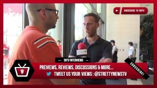 Mark Ogden Interview: