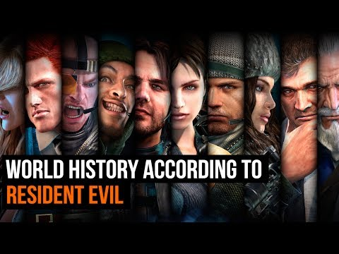 The History of the World according to Resident Evil