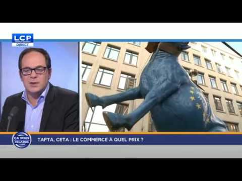 L'accord CETA est mutuellement favorable