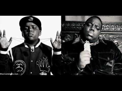 Notorious B.I.G. ft Christopher CJ Wallace Jr. and Faith Evans  One Mare Chance Legacy Remix