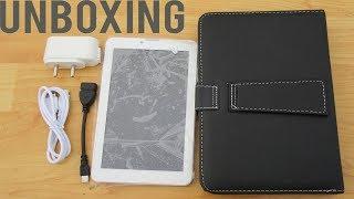 Unboxing & Full Review Of I Kall N9 Tablet