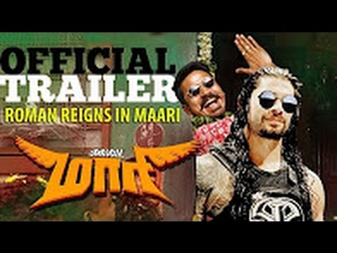 WWE ROMAN REIGNS   Maari Trailer