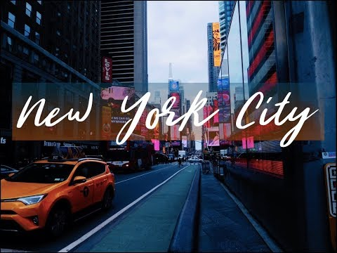 SOLO TRAVEL | NEW YORK CITY~ CITY OF DREAMS