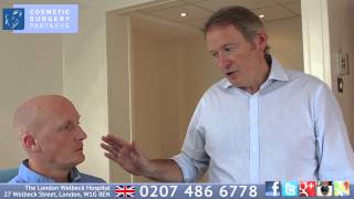 Sculptra treatment for men explained Cosmetic Surgeon Mr Nick Percival Thumbnail