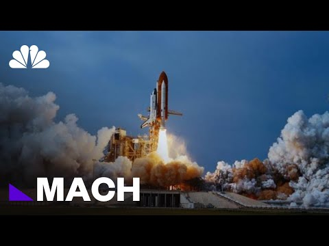NASA's 60th Anniversary: Some Of The Space Agency's Greatest Achievements | Mach | NBC News