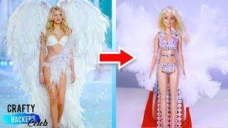 Victoria S Secret Barbie Fashion Show Diy Gigi Hadid Candice Swanepoel