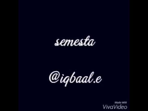 Iqbaal cjr - Semesta