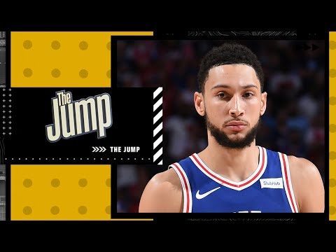 On opening night Ben Simmons might be a 76er, but he will likely be in L.A. - Windhorst   The Jump