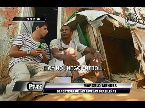 Brasil 2014: El rostro del Mundial desde las favelas más pobres