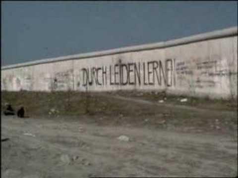 Deutschland Privat  Filmsequenz: Mauerspaziergang