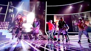 "Cher Lloyd sings ""Hard Knock Life"" by Jay Z Live Show 2 X Factor 2010 HQ/HD"