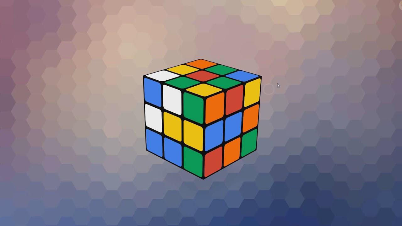 Wallpaper Engine Rubik S Cube Youtube
