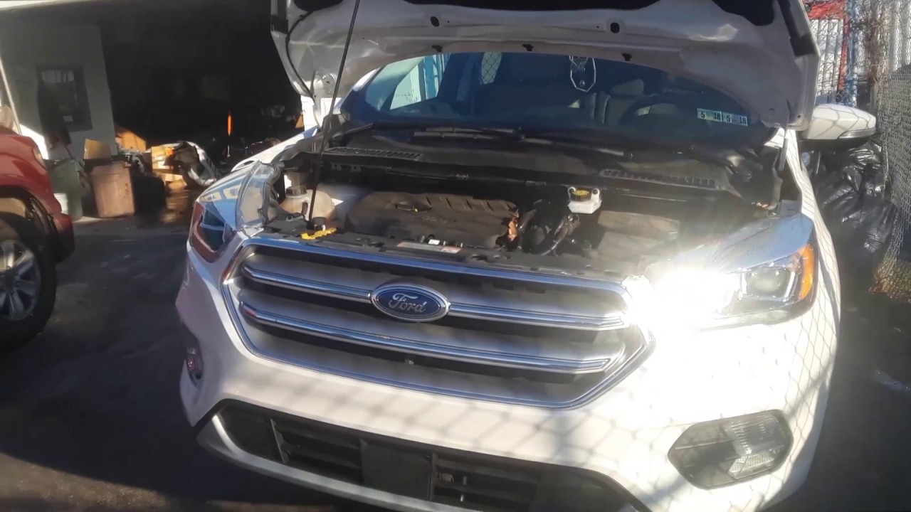 2012 to current ford escape kuga fuse box obd2 locations youtube ford kuga fuse box layout ford kuga fuse box [ 1280 x 720 Pixel ]