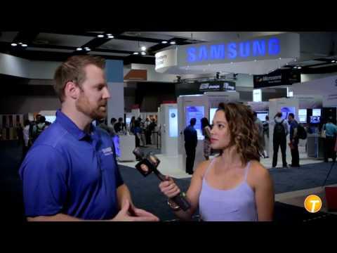 Samsung Flash Memory Summit