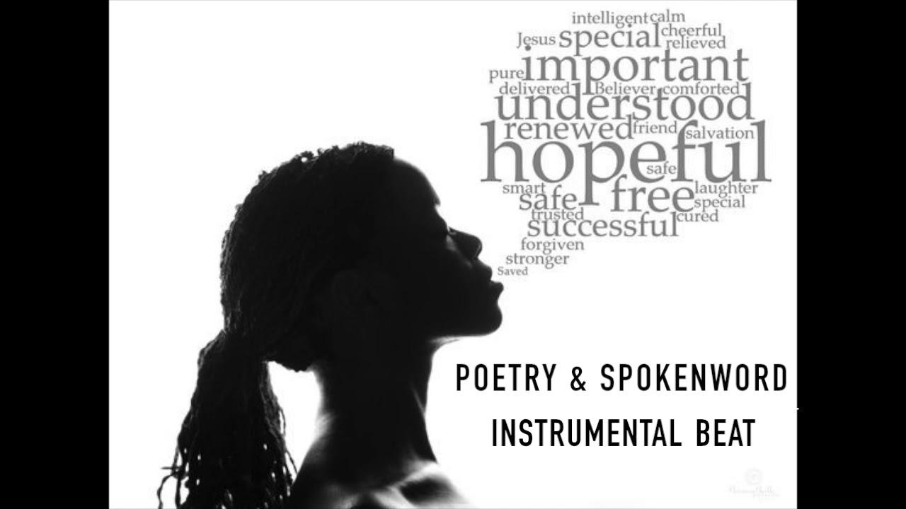 Speak To My Heart - Poetry & Spoken Word Music ( Instrumental Beat ) prod   Major League Beats
