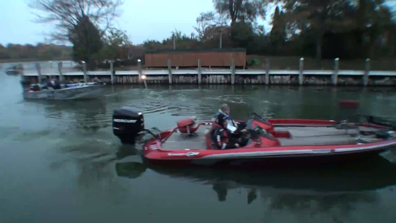 Blast off from the full throttle fishing series for Lake minnetonka fish