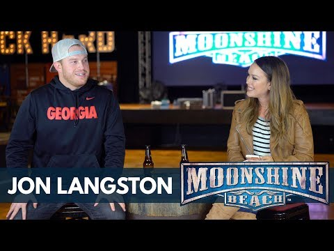 Jon Langston Left Football To Become A Country Singer