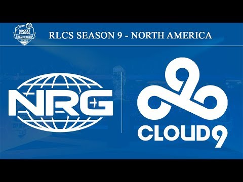 NRG Esports vs Cloud9 vod