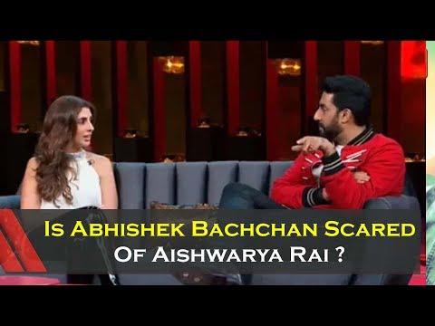 Koffee With Karan 6 Is Abhishek Bachchan Scared Of Aishwarya Bachchan Rai ?   YOYO Times Mp3
