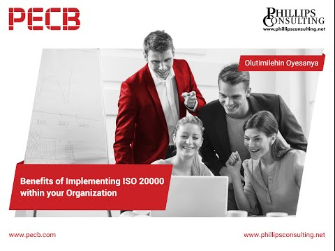 Benefits of Implementing ISO 20000 within your Organization