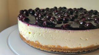 Blueberry cheesecake recipe  no bake blueberry cheesecake recipe