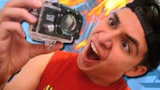 CAMARA PARA GRABAR VIDEOS PARA YOUTUBE (CÁMARA BARATA PARA GRABAR VLOGS) - Unboxing y Review -Trexc!
