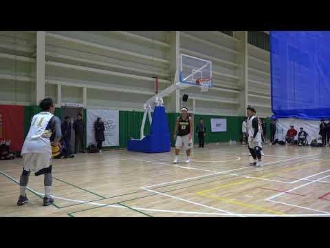 제주삼다수 3X3 BASKETBALL CHALLENGE 일반부 4강전 리얼A vs 리딤 2