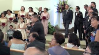 """""""To Have and to Hold"""" - (Bridal March) - Wedding: Janet & Lowell"""