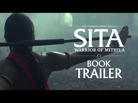 Sita - Warrior Of Mithila | Official Trailer  | Amish | Book Releasing on May 29, 2017