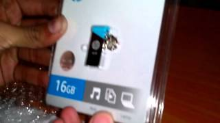 hp 16gb pendrive review