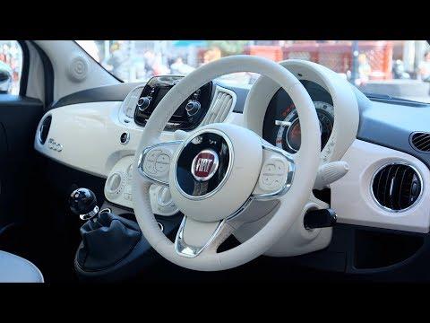 2018 Fiat 500 Collezione - Interior (UK)