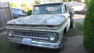 1963 Chevrolet 1 Ton Flatbed
