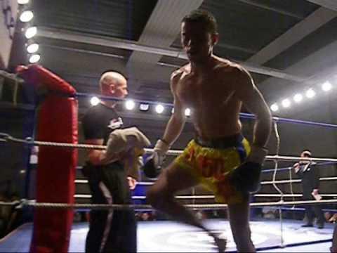 Berat Aliu - Chorakee-Gym Trier - vs. Alex Vogel, Kampfergebnis und Publikumsreaktionen