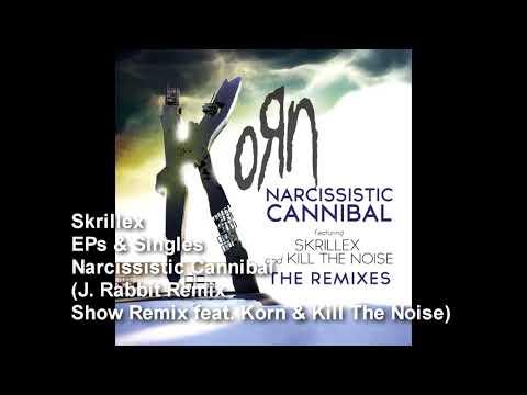 Korn feat. Skrillex & Kill The Noise - Narcissistic Cannibal (J. Rabbit Remix)