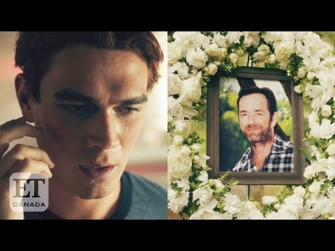 Theresa - 'Riverdale' Season Opener Shows Tear Jerking Tribute Luke Perry